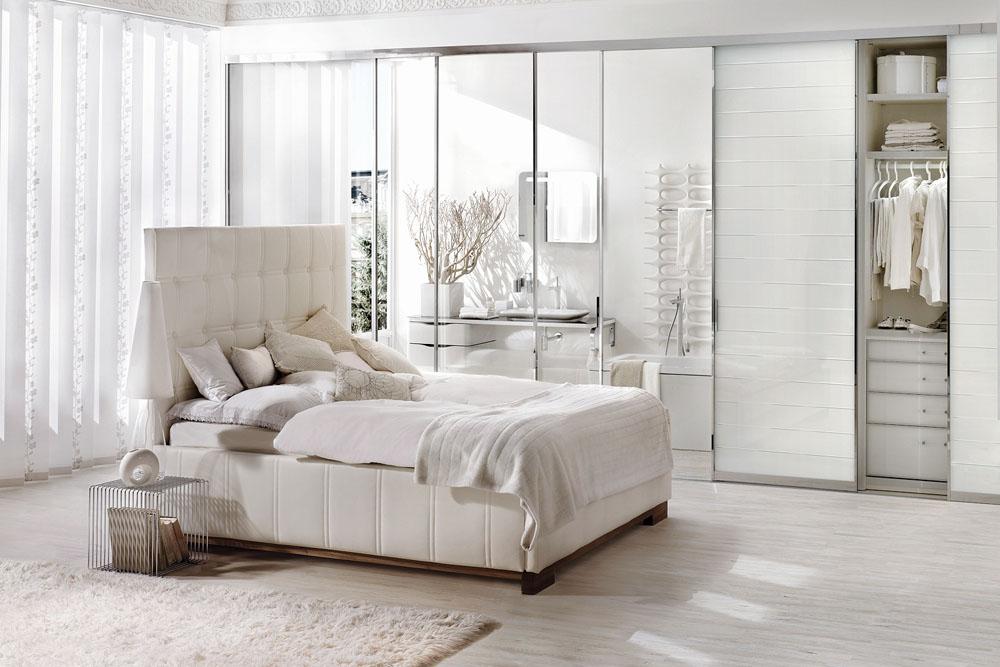 Elegante Schlafzimmer im Toni Herner Möbellexikon