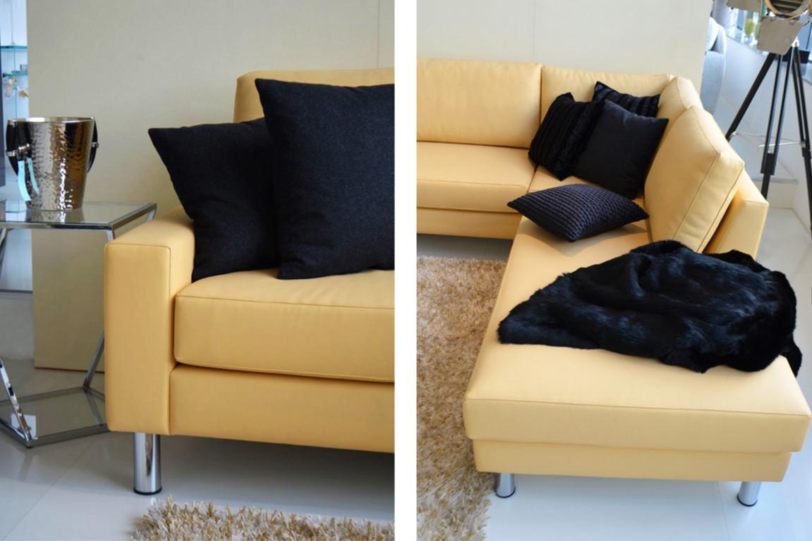 eckgarnitur leder einrichten mit toni herner garantiert qualitt und alle polstermbel werden in. Black Bedroom Furniture Sets. Home Design Ideas