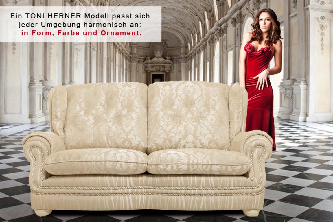 Exklusiv Sofa klassik sofa im toni herner möbellexikon