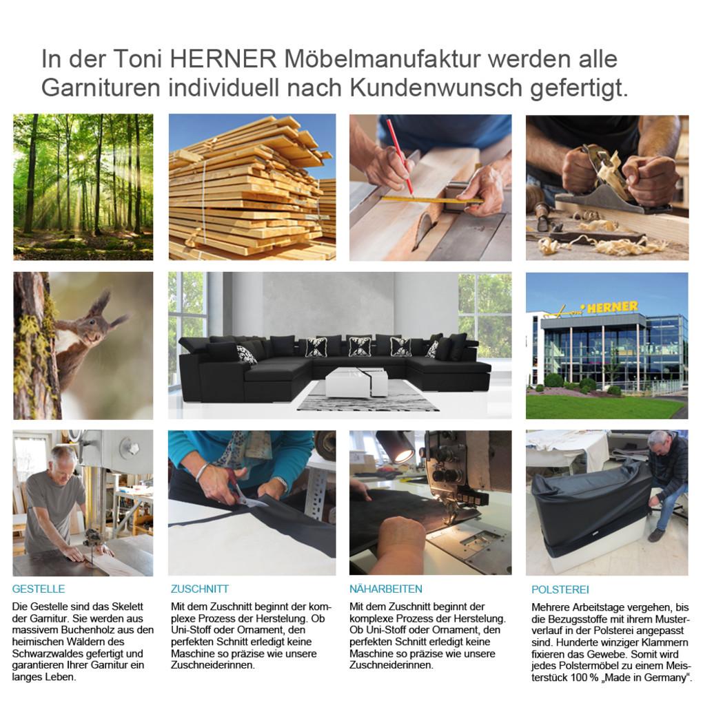 Sofa RICHMOND im Toni Herner Möbellexikon